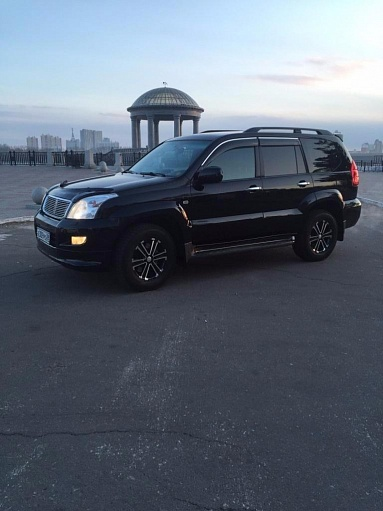 Toyota Land Cruiser Prado 2008 год